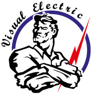 Visual Electric Logo